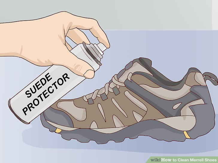 Use a protectant spray to cut back on cleaning.