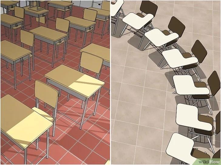4 Cara untuk Mendekorasi Ruangan Kelas - wikiHow