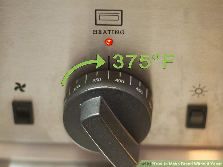 Wärmen Sie den Ofen auf 375 Grad Fahrenheit (190 Grad Celsius) vor.