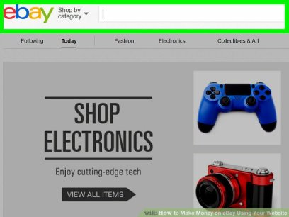 how to earn from ebay