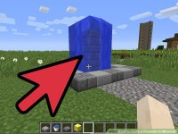 How to Make a Fountain in Minecraft: 15 Steps (with Pictures)