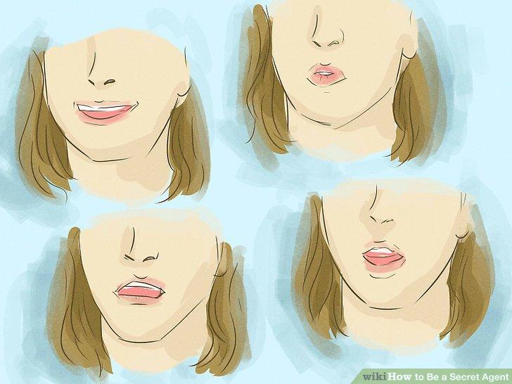 Lies Lippen lesen.