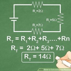 Resistor Circuit Diagram Vespa Px Wiring 4 Ways To Calculate Total Resistance In Circuits Wikihow Image Titled Step 2