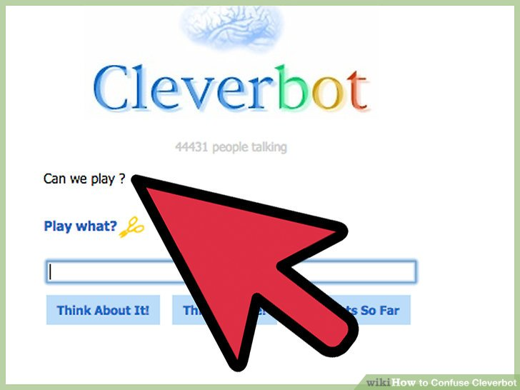 how to confuse cleverbot