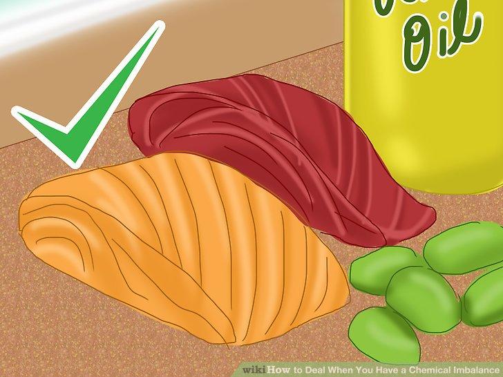 Verbrauchen Sie mehr Omega-3-Fettsäuren.