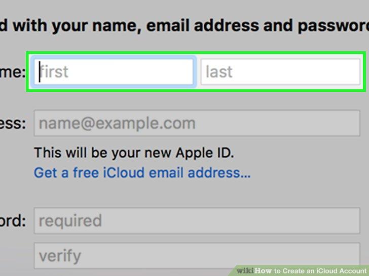 Geben Sie Vor-und Nachnamen ein.