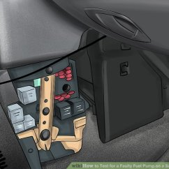 1999 Saturn Sl2 Wiring Diagram Subwoofer Wire How To Test For A Faulty Fuel Pump On S Series 6 Steps Image Titled Step 2
