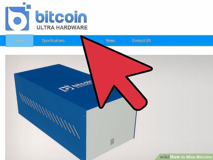 Image titled Mine Bitcoins Step 1