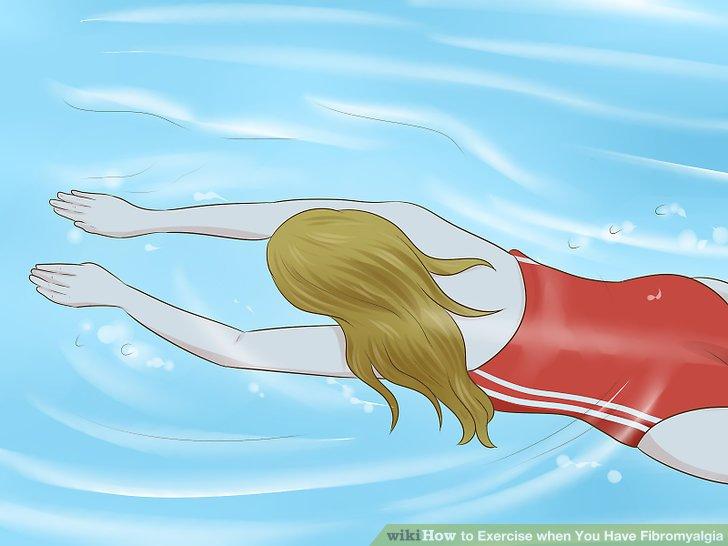 Schwimmen gehen.