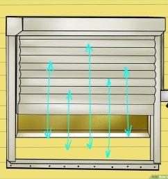 wiring diagram for hurricane shutters wiring diagram rows3 ways to install hurricane shutters wikihow wiring diagram [ 1200 x 900 Pixel ]