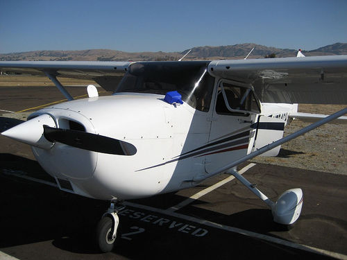 cessna 172 dashboard diagram whelen lightbar how to fly a wikihow image titled img 0715
