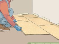 How to Install a DRIcore Subfloor in Your Basement (with ...