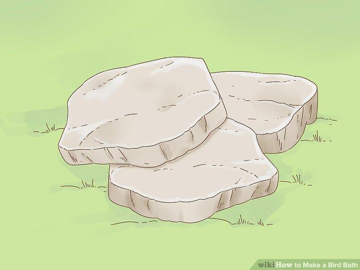 Find large level stones.