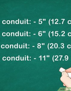 Image titled bend emt conduit step also ways to wikihow rh