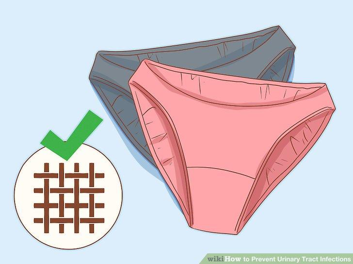 Wear the right underwear.