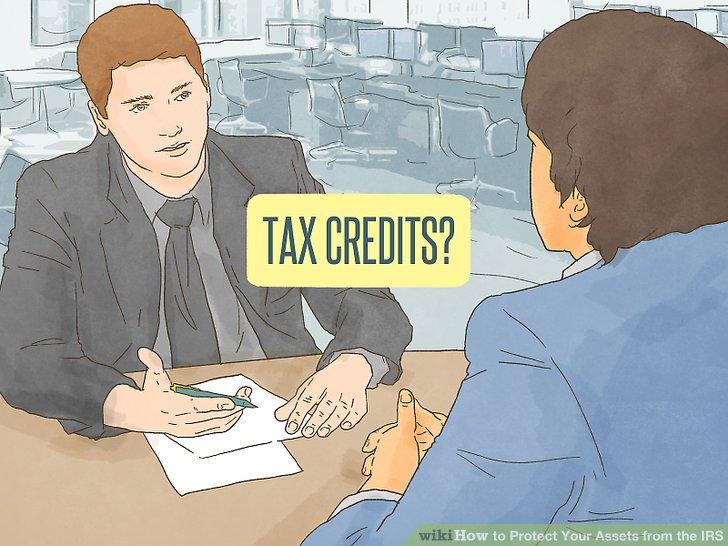 Maximize tax credits.