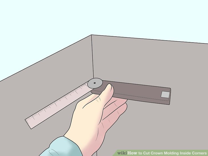 How To Measure A 45 Degree Angle Cut