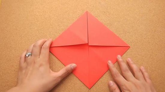 Origami Paper Photo Frame Framess