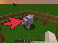 How to Tame and Breed a Dog on Minecraft: 4 Steps (with ...