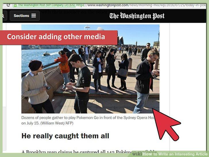 Erwägen Sie das Hinzufügen anderer Medien.