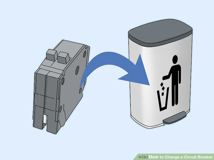 How To Change A Circuit Breaker 15 Steps With Pictures