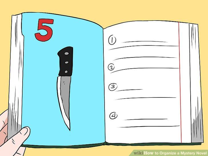 Erwägen Sie, für jedes einzelne Kapitel eine Übersicht zu verfassen.
