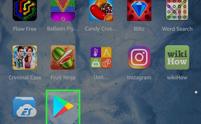 How To Download The Google Play App Store 12 Steps