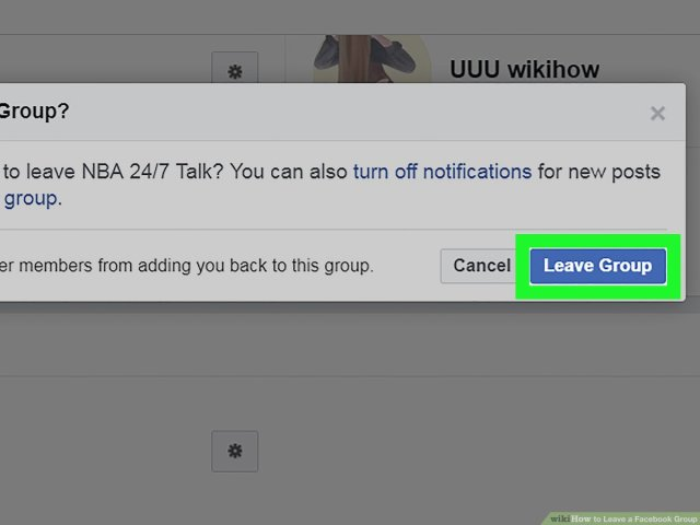 How to Leave a Facebook Group: 30 Steps (with Pictures) - wikiHow