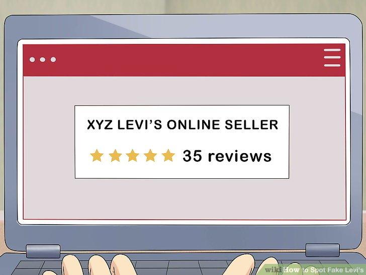 Suchen Sie online nach Online-Verkäufern, um zu prüfen, ob sie ein legitimer Anbieter sind.