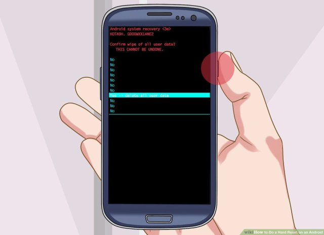 How to Do a Hard Reset on an Android: 17 Steps (with Pictures)