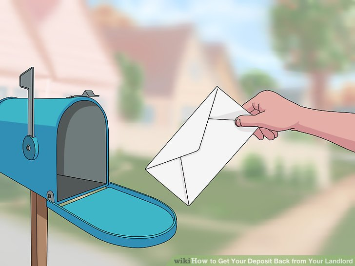 How to Get Your Deposit Back from Your Landlord 13 Steps