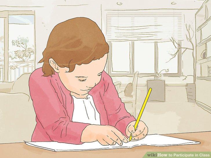 Mach deine Hausaufgaben.