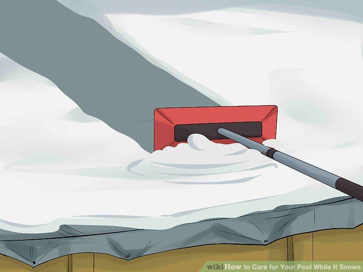 Vermeiden Sie Wasserverdrängung.