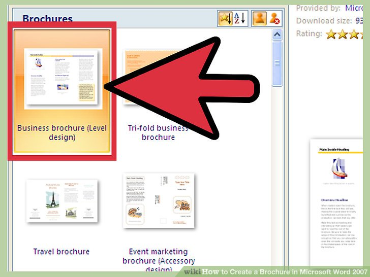 how to create resume in microsoft word 2007