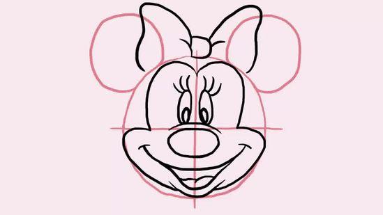 minnie mouse zeichnen # 21
