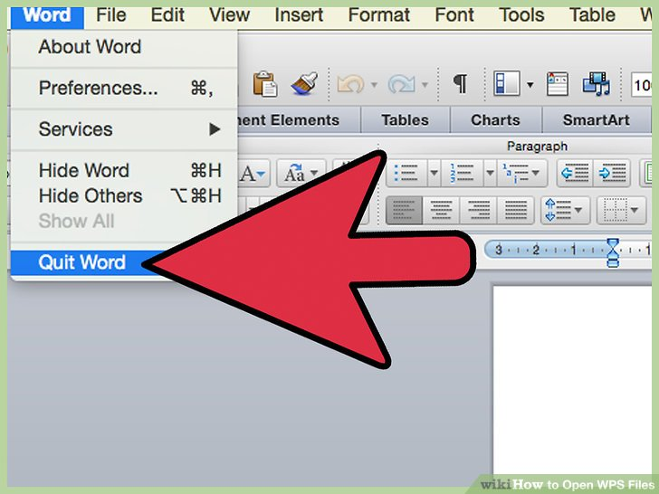 Close Microsoft Word and launch your Internet browser.