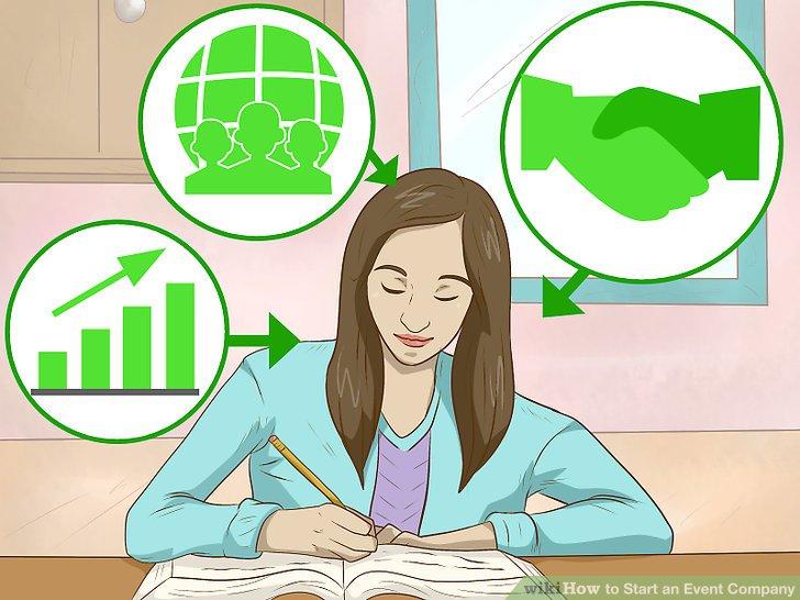 Konzentrieren Sie sich auf geschäftsbezogene Kurse in der High School.