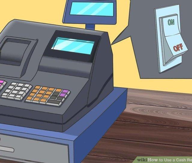 Image Titled Use A Cash Register Step 5
