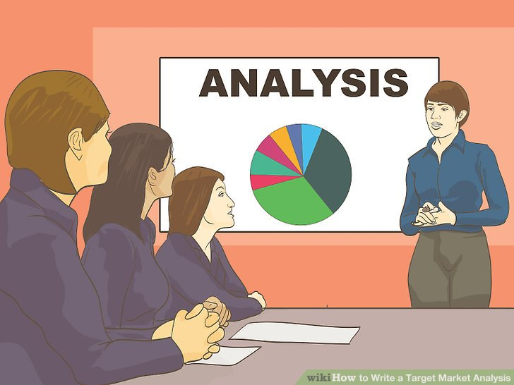 How To  How To Write A Target Market Analysis