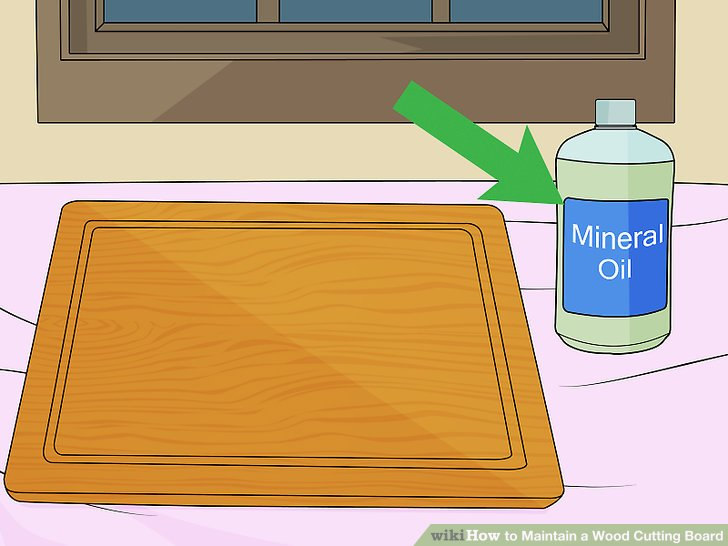 Use mineral oil.