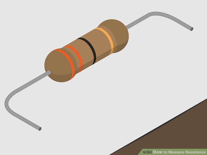 How To Calculate Voltage Across A Resistor 13 Steps