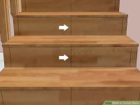 How to Carpet Stairs (with Pictures) - wikiHow