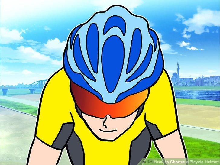Tragen Sie beim Fahren immer Ihren Helm.