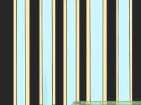 How to Design a Zebra Striped Teenage Room: 9 Steps