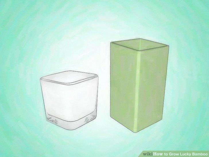 Verwenden Sie den richtigen Behälter.