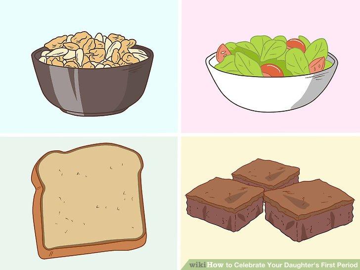 Planen Sie ein menüfreundliches Menü, um sich besser zu fühlen.