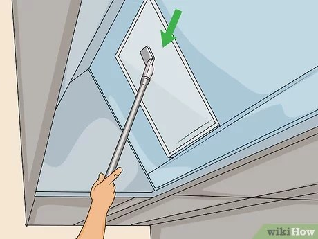 how to clean a grease filter 12 steps