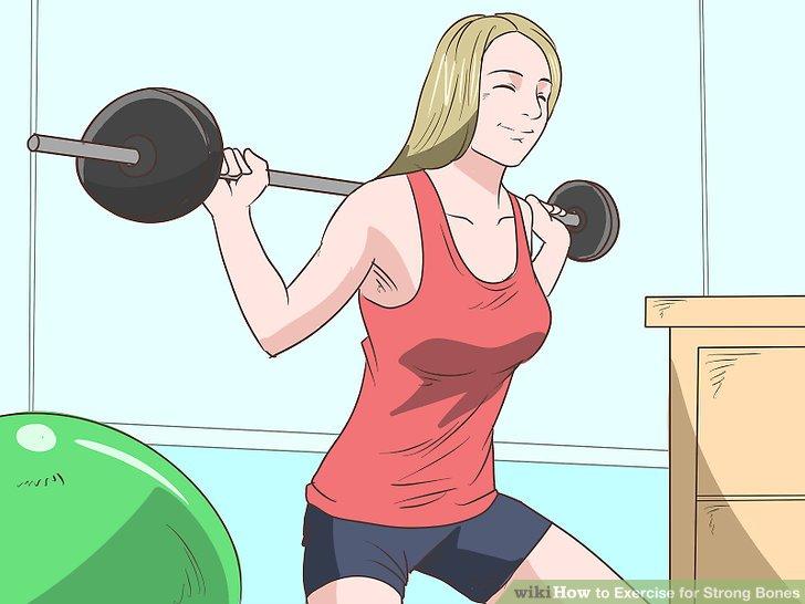 Trainiere ausgiebig in deinen Zwanzigern.
