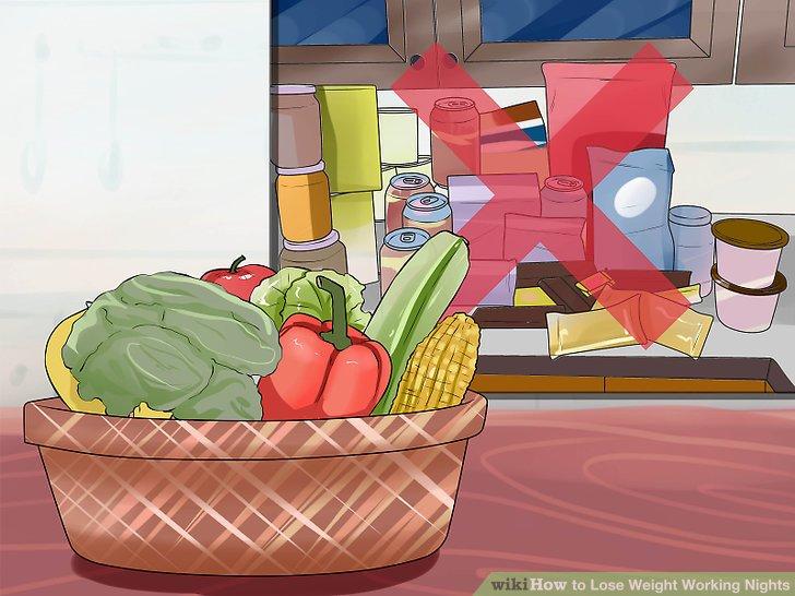 Füllen Sie Ihr Zuhause mit gesunden Lebensmitteln.