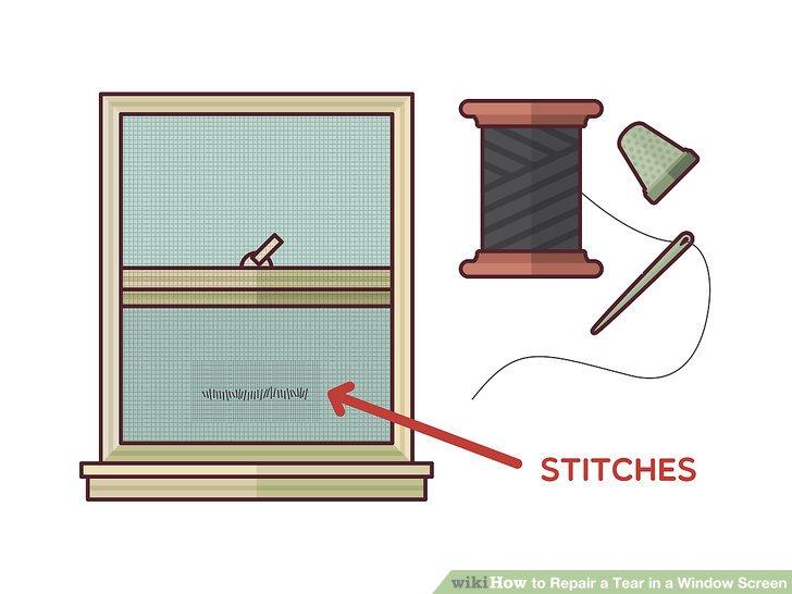 Wie ist es gemacht? - Wie zu Reparieren einen Riss in einem Fenster ...